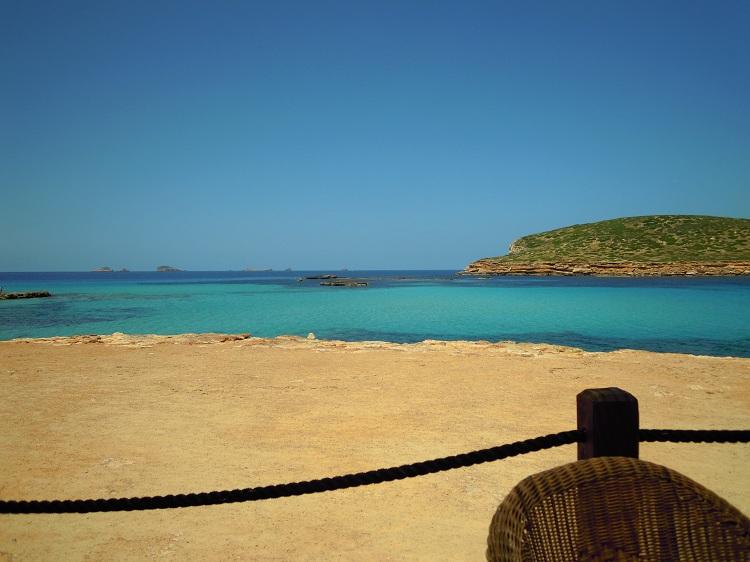 Cala Conta beach Ibiza