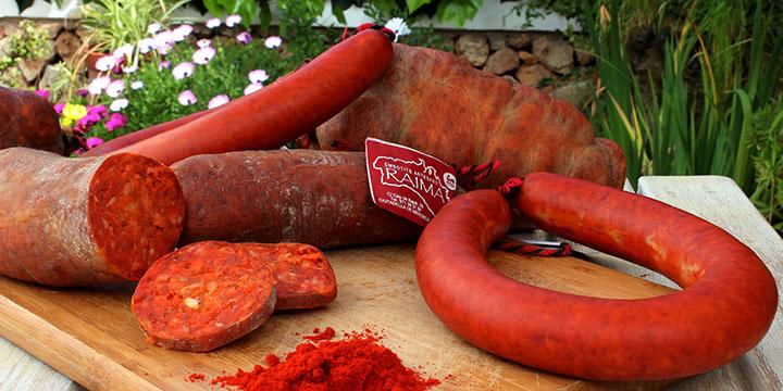 Sobrassada Majorcan cuisine